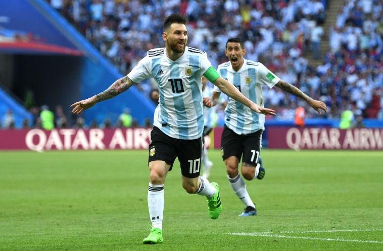 מסי ונבחרת ארגנטינה: רק שפסק הזמן לא יהפוך לפרישה