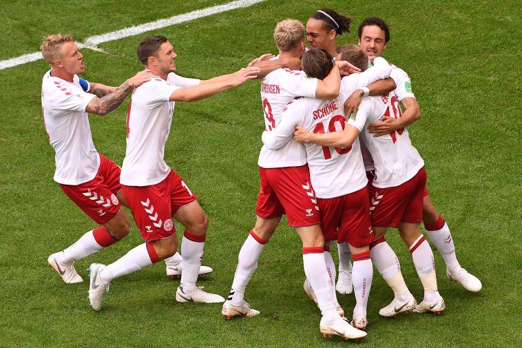 הריידה: תראו דנמרק אחרת מול קרואטיה, חזקה והתקפית