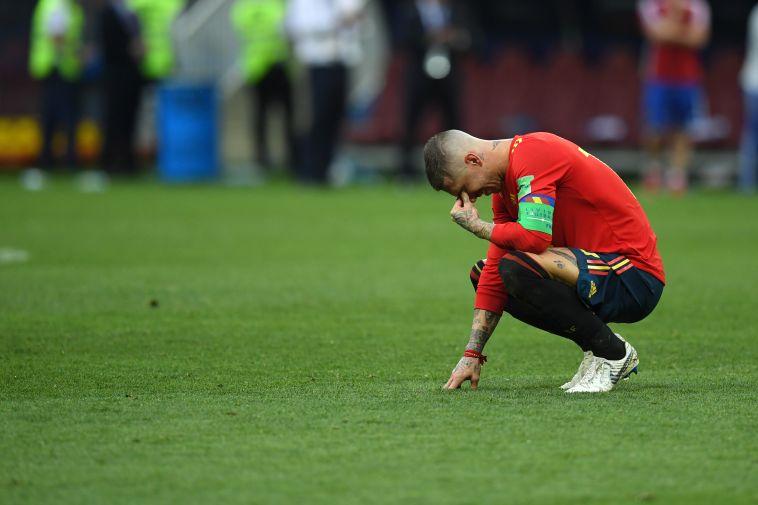 """אינייסטה פרש מנבחרת ספרד, פרננדו היירו: """"אני אחראי"""""""
