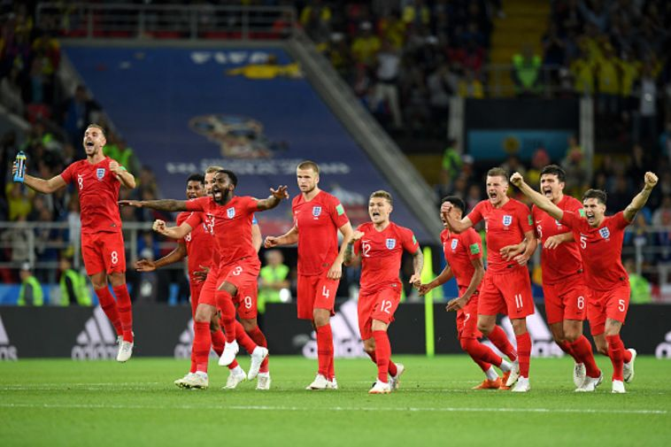 צפו בתקציר: אנגליה ברבע הגמר אחרי 3:4 על קולומביה בפנדלים