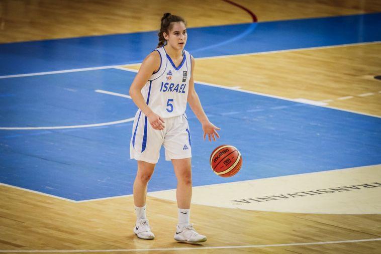 דור סער נבחרת ישראל בכדורסל נשים