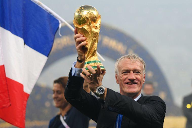 דשאן: כדור הזהב מגיע לשחקן שלי, לא למסי או לרונאלדו