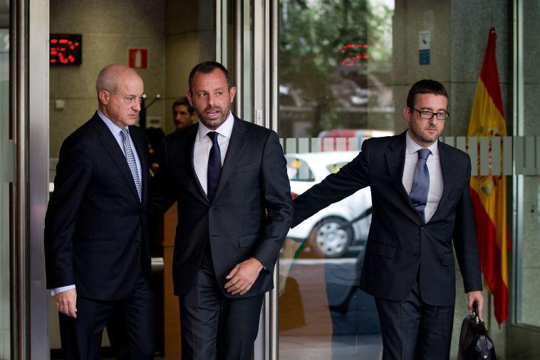 דיווח: נשיא ברצלונה לשעבר נדרש לשלם 78.6 מיליון יורו