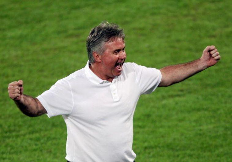 חוס הידינק מונה למאמן נבחרת סין עד גיל 21