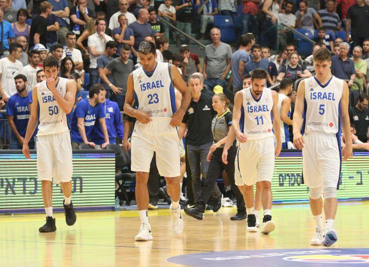 נבחרת ישראל הסתבכה עם הפסד ביתי 85:80 לגיאורגיה