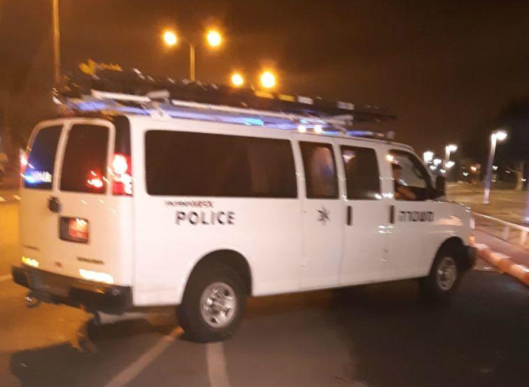 כדורגלן זר מחיפה נעצר בחשד לנהיגה תחת השפעת אלכוהול