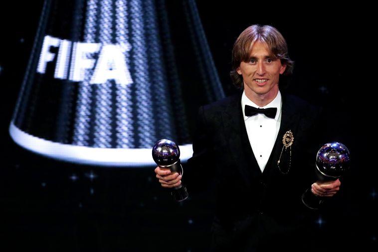 """קבאני: """"מודריץ' לא ראוי לכדור הזהב, מגיע לשחקן צרפתי"""""""