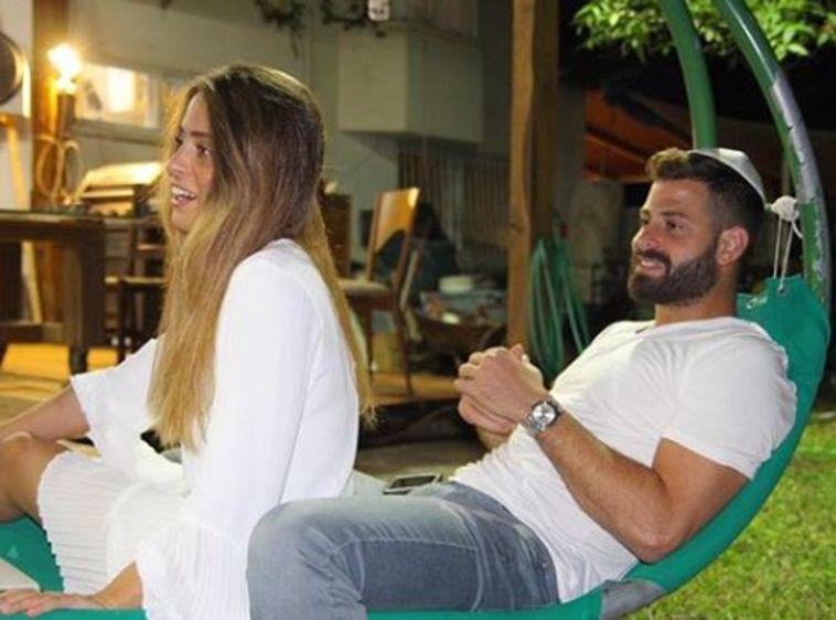 דוגמנית ומעודדת: ברק לוי זוכה לפרגון מאחותו
