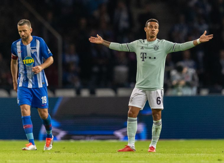 ענקיות הכדורגל מספרד ומגרמניה נוצחו, הליגה הרוויחה