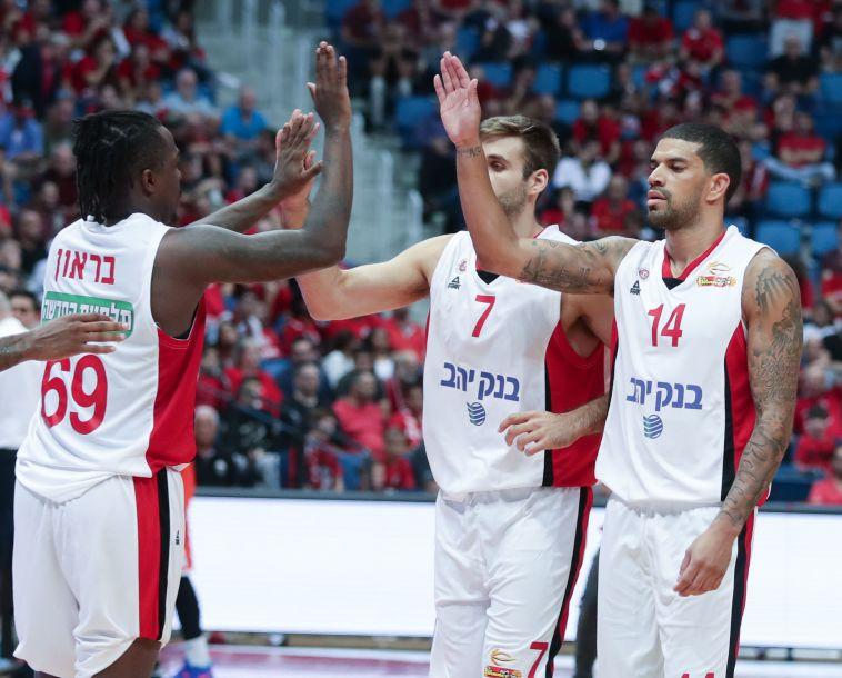 רביעי בליגת ווינר: ירושלים תארח את חולון בקרב צמרת