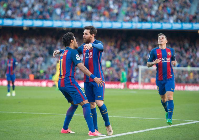 דיווח: שחקני ברצלונה ישמחו לקבל את ניימאר בחזרה