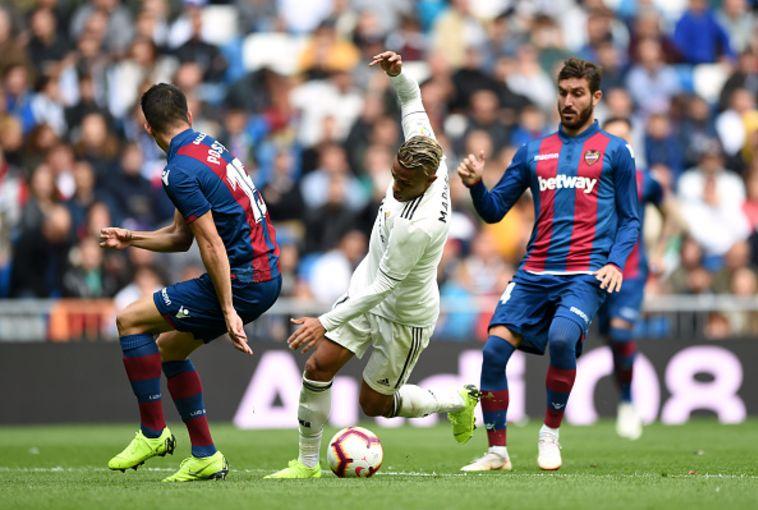 משחק חמישי ללא ניצחון ושיא שלילי ללא כיבוש לריאל מדריד