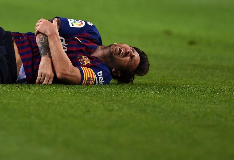 הנתון המטורף: ברצלונה לא ניצחה קלאסיקו בלי מסי מ-2004