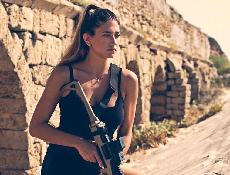 לא להוריד את הנשק מהידיים: הכירו את שירן עבדה