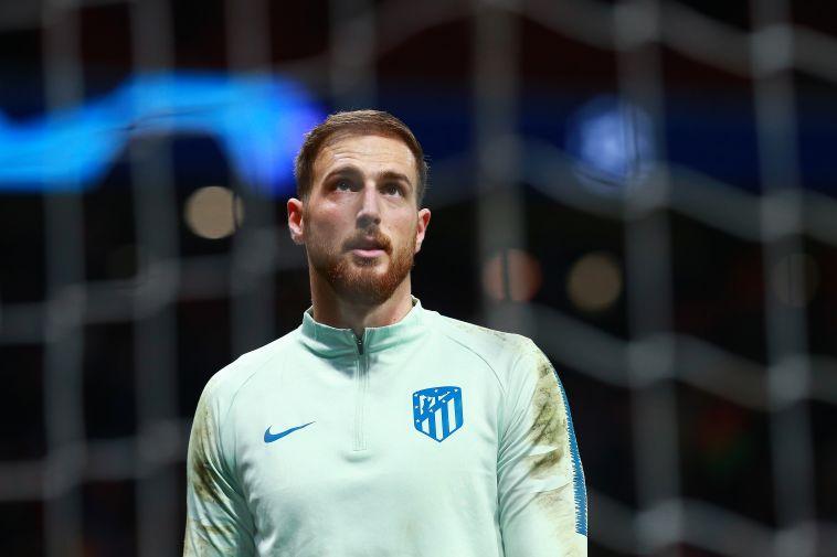רשמית: יאן אובלק האריך את חוזהו באתלטיקו מדריד עד 2023