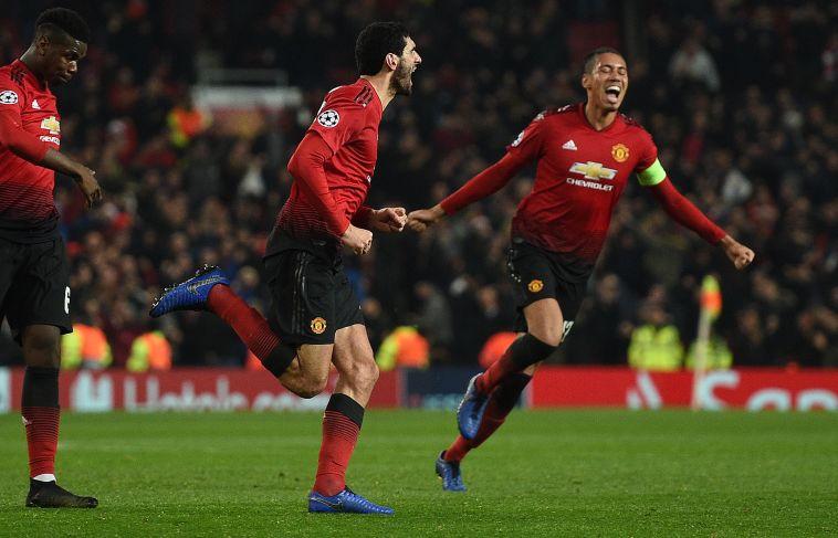 מנצ'סטר יונייטד בשמינית הגמר, ריאל סיימה ראשונה בבית עם 0:2 על רומא