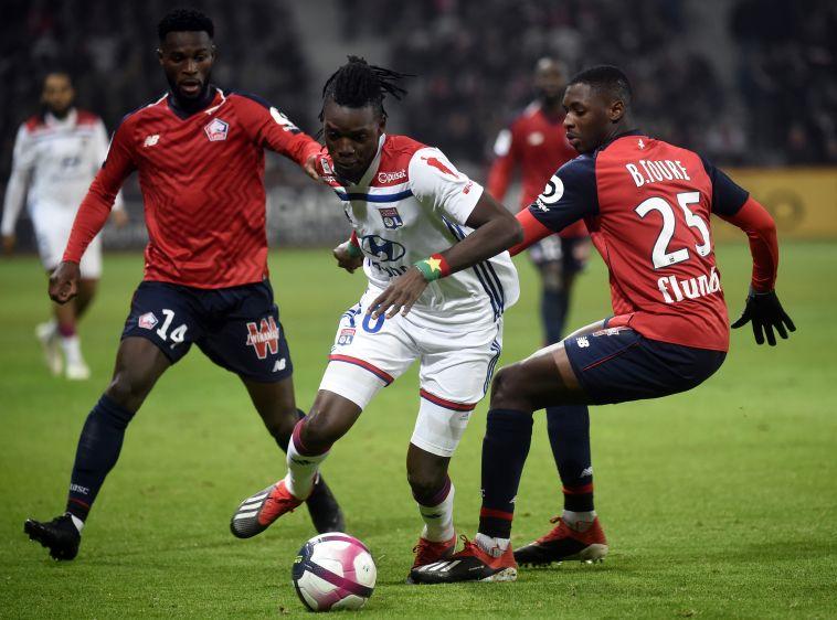 ליל וליון נפרדו בתיקו 2:2 במשחק הצמרת בצרפת