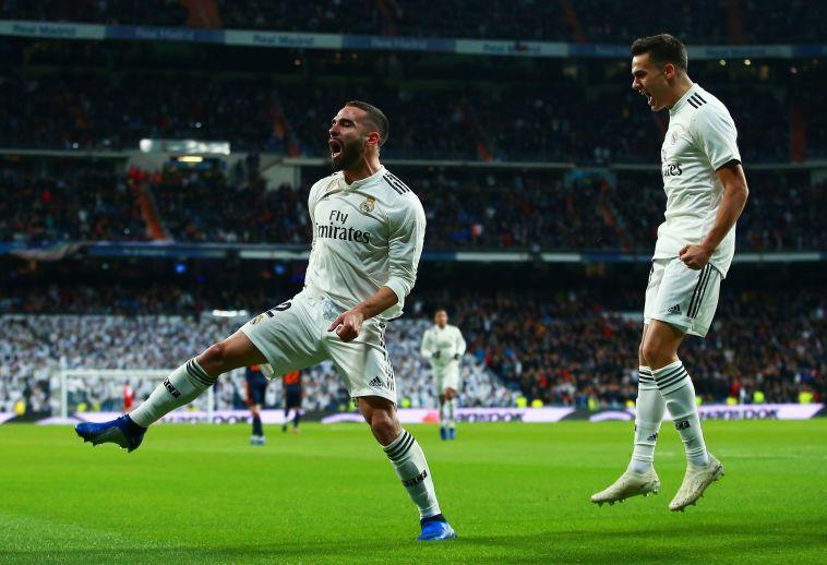 ריאל מדריד ניצחה 0:2 את ולנסיה ועלתה אל המקום החמישי