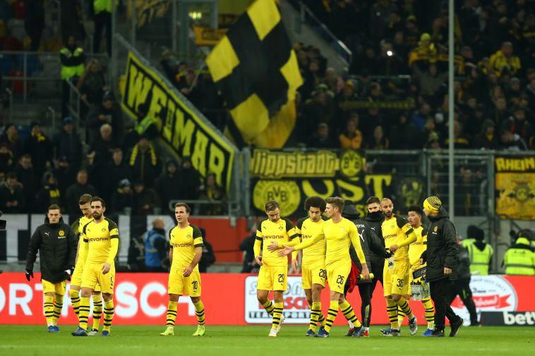 דורטמונד הציבה מטרות: אליפות גרמניה והעפלה קבועה לליגת האלופות