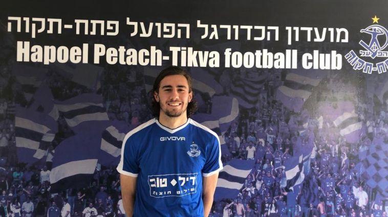 הבלם דויד אבידור חתם בהפועל פתח תקווה עד סיום העונה