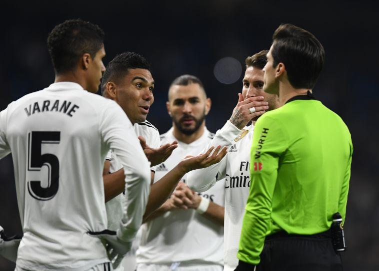 ריאל מדריד קורסת, הפסידה בבית 2:0 לריאל סוסיאדד