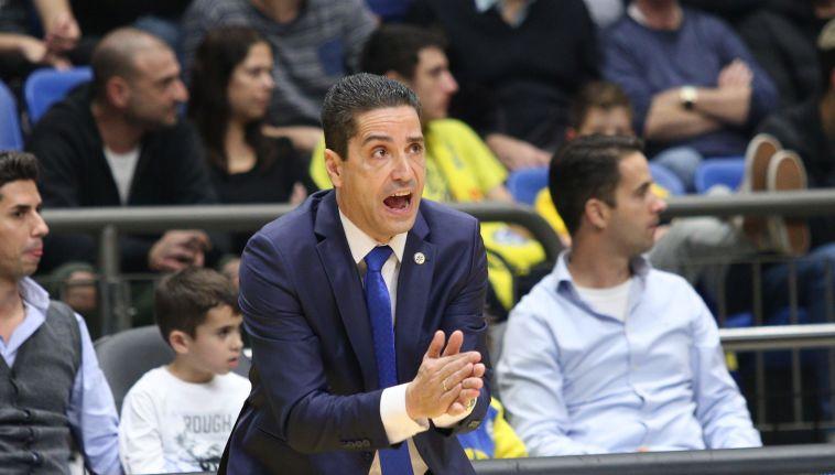 """ספרופולוס: """"שיחקנו כדורסל יוצא מן הכלל מול קבוצה גדולה"""""""