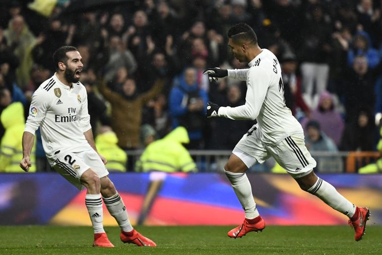 ריאל מדריד ניצחה 0:2 את סביליה ועלתה למקום השלישי