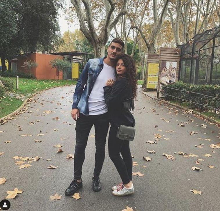 התקווה של מכבי חיפה: הכירו את בת זוגו של ירדן שועה