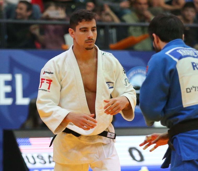 אליפות העולם בג'ודו: שמאילוב ופליקר הודחו בשמינית הגמר