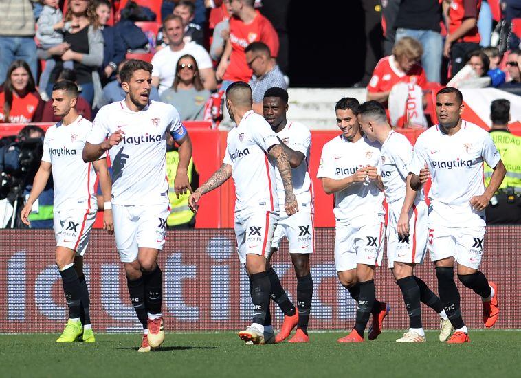 סביליה פירקה את לבאנטה 0:5, ניצחון 3 ברציפות לאתלטיקו