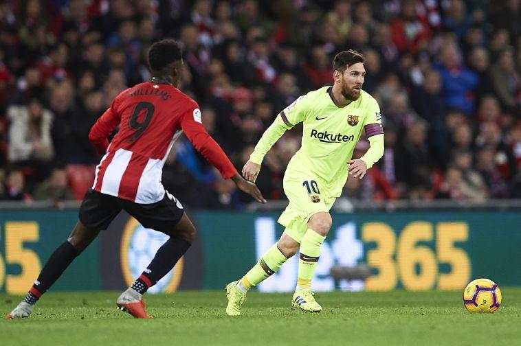 ברצלונה מעדה בבילבאו, הפער מריאל מדריד ירד לשש נקודות
