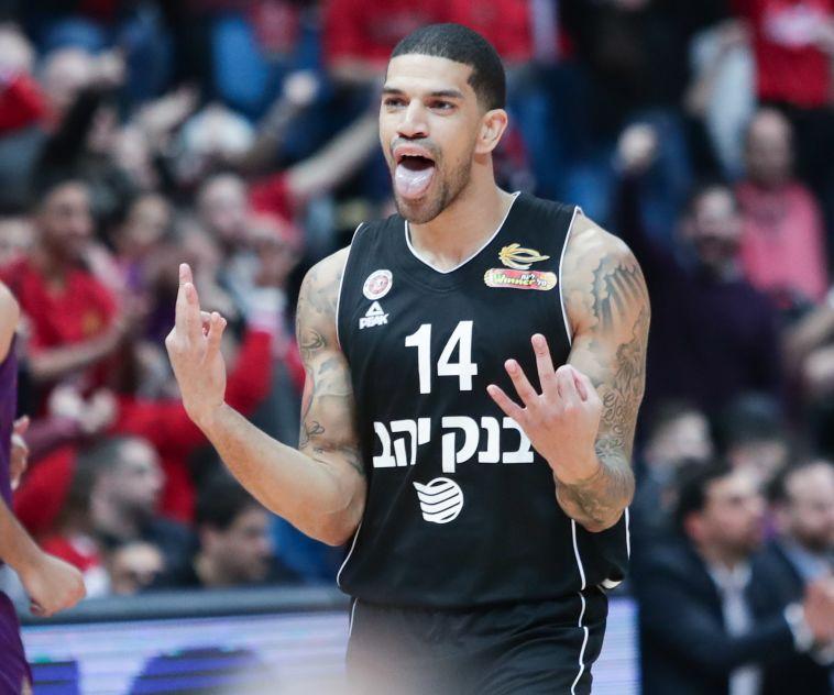נבחרי אפריל: פלדין ה-MVP, סטודמאייר הישראלי הבולט