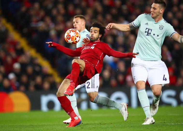 ההכרעה עברה לגרמניה: 0:0 מאכזב בין ליברפול לבאיירן מינכן