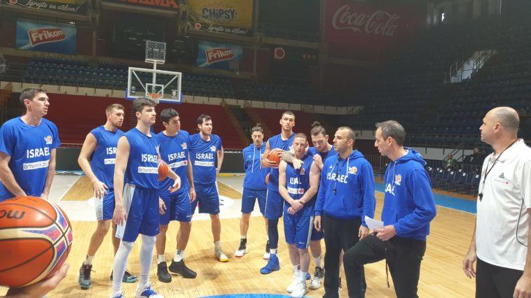 הערב: רגע השיא של קמפיין נבחרת ישראל נגד סרביה