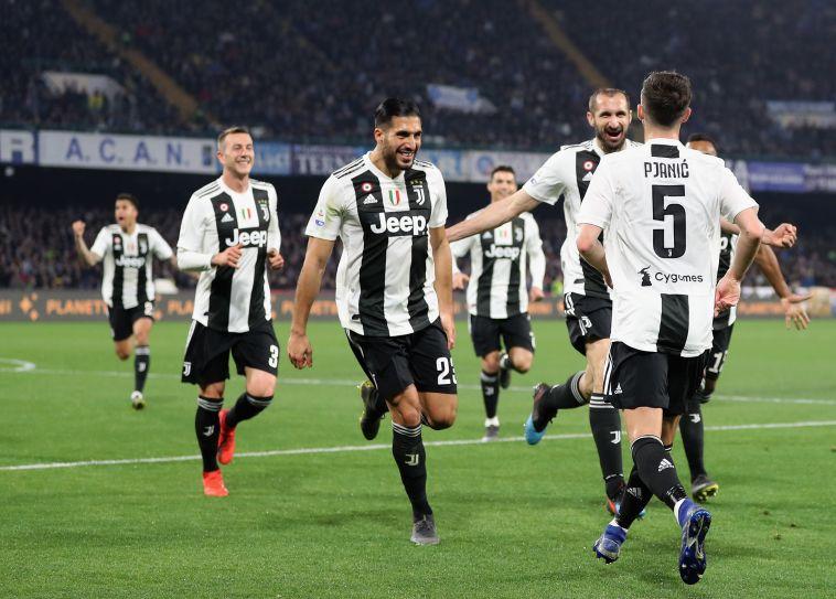 3 שערים, שני אדומים ופנדל מוחמץ בניצחון יובה בנאפולי