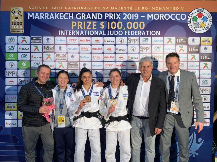 שתי מדליות ארד לנבחרת הנשים בטורניר גרנד פרי מרקש