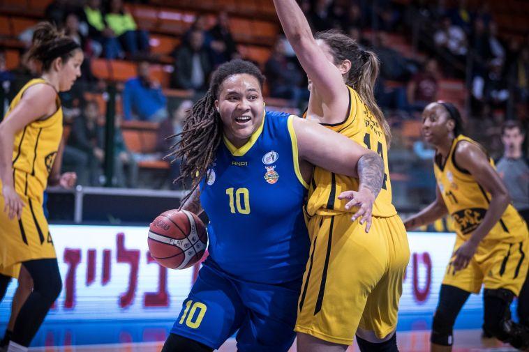 בנות אשדוד עלתה למקום הראשון אחרי ניצחון חוץ על אליצור רמלה