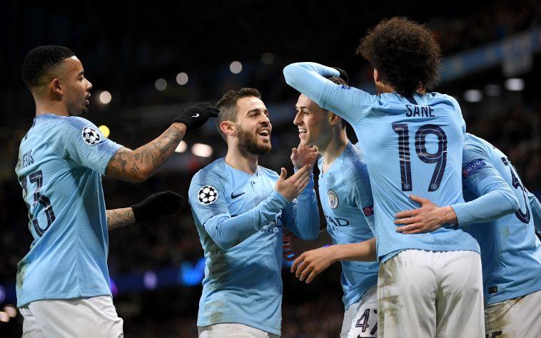 השפלה: מנצ'סטר סיטי ברבע הגמר אחרי 0:7 על שאלקה