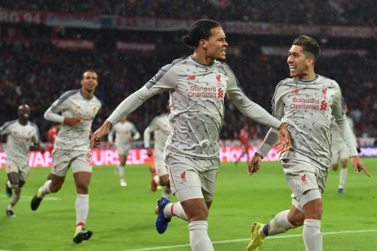 הליגה הטובה בעולם: ליברפול ברבע הגמר אחרי 1:3 ענק במינכן על באיירן