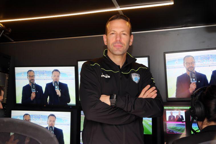 אוראל גרינפלד ינהל בשבת את המשחק בין איטליה לפינלנד