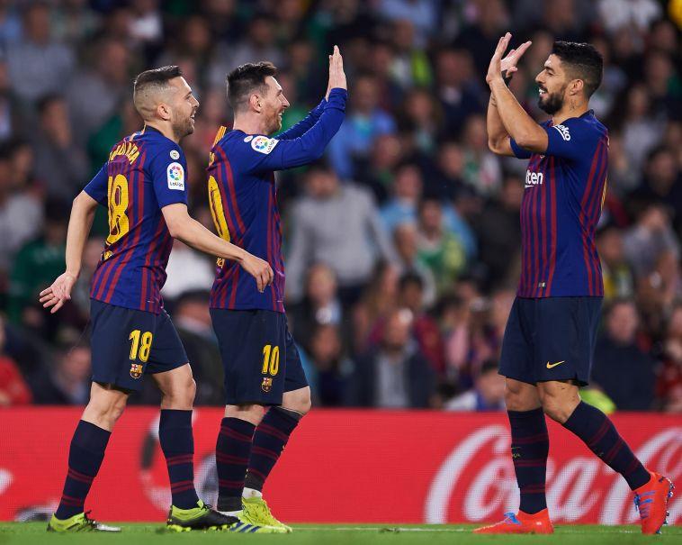 בברצלונה נרגעו: סוארס ייעדר בין 10 ימים לשבועיים