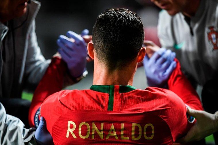 דאגה ביובנטוס: רונאלדו נפצע, יהיה כשיר לרבע גמר האלופות?