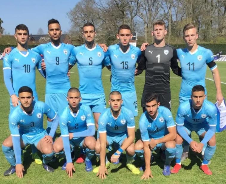 נבחרת ישראל עד גיל 19 הובסה בצרפת ולא עלתה לאליפות אירופה