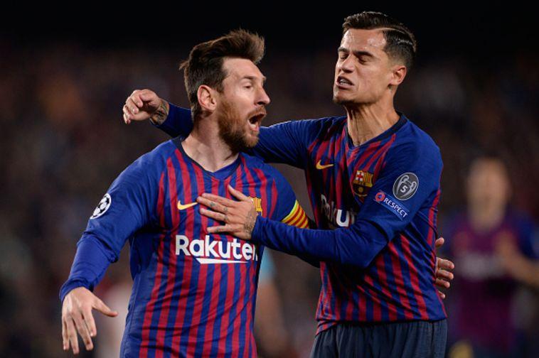 לה יש את מסי: ברצלונה בחצי הגמר אחרי 0:3 קל על מנצ'סטר יונייטד