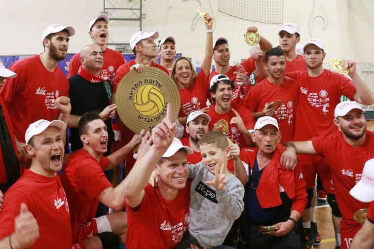 מטה אשר/עכו זכתה באליפות ה-15 בתולדותיה והשלימה דאבל
