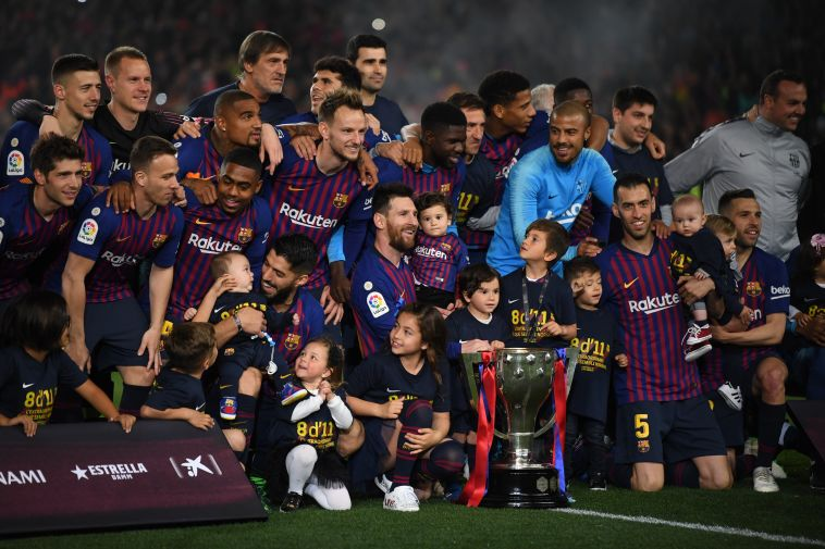 מומחי הווינר בטוחים: ברצלונה תזכה באליפות פעם נוספת