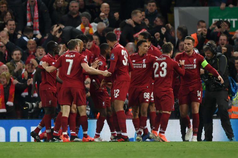 ליברפול הביסה 0:4 את ברצלונה והעפילה לגמר אחרי קאמבק ענק