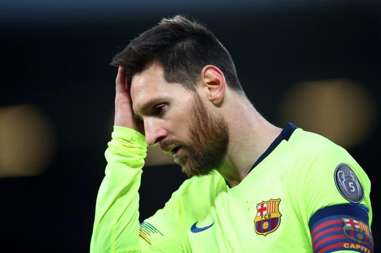 מסי פנה להנהלת ברצלונה: מעדיף את ניימאר על גריזמן