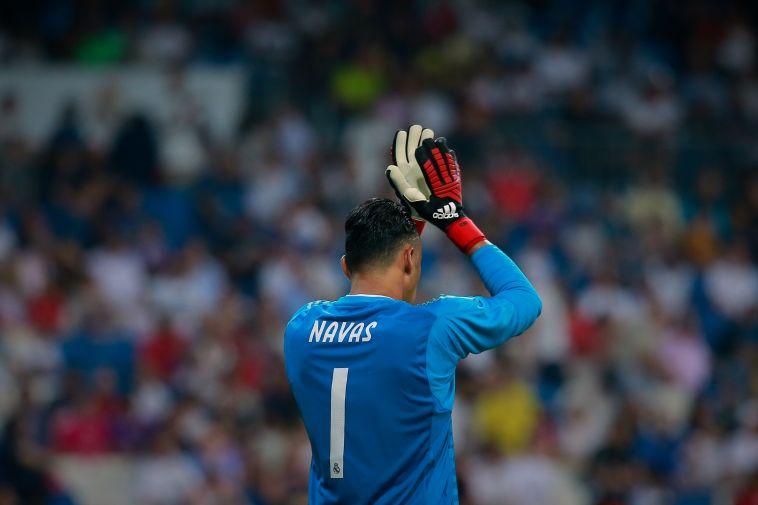 דיווח: ריאל מדריד הודיעה לנבאס שהוא רשאי לעזוב