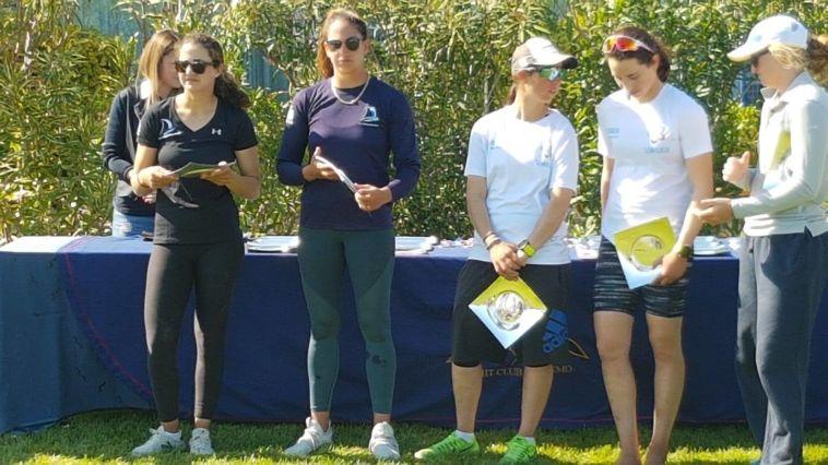 אליפות אירופה בשייט 470: ברעם וטיבי סיימו במקום השביעי